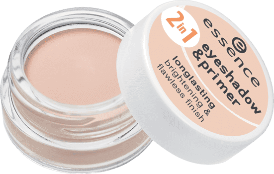 Essence Тени и праймер для век 2 в 1 Eyeshadow&Primer, 5 гр, Тени и праймер для век 2 в 1 Eyeshadow&Primer, 5 гр, т.02 Розовый, 5 гр тени для век essence тени хайлайтер hi lighting eyeshadow mousse 02 цвет 02 hi peaches variant hex name f9c4af