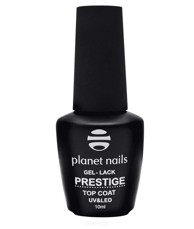 Planet Nails Гель-лак Prestige Top coat matte, с матовым эффектом, 10 мл, Гель-лак Prestige Top coat matte, с матовым эффектом, 10 мл, 10 мл гель лаки planet nails гель краска без липкого слоя planet nails paint gel неоново желтая 5г