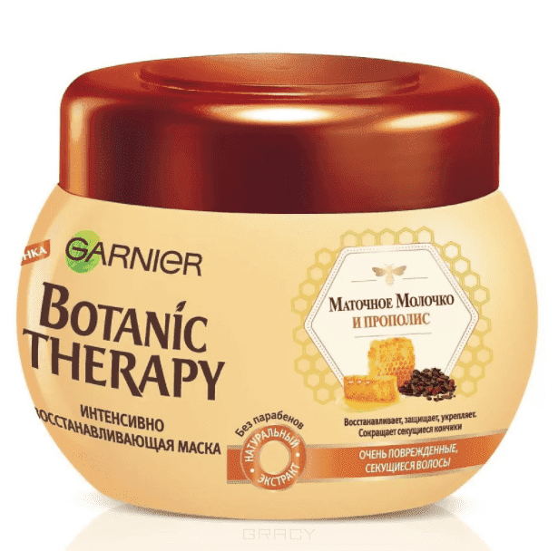Garnier Маска для волос Прополис Botanic Therapy, 300 мл