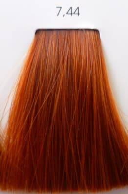 LOreal Professionnel, Краска для волос INOA (Иноа), 60 мл (96 оттенков) 7.44 блондин медный экстра