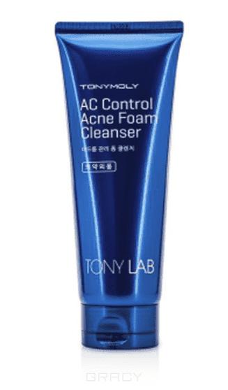 Tony Moly Пенка для умывания для проблемной кожи Tony Lab AC Control Acne Foam Cleanser, 150 мл акне tony moly мист tony lab ac control treatment mist объем 100 мл