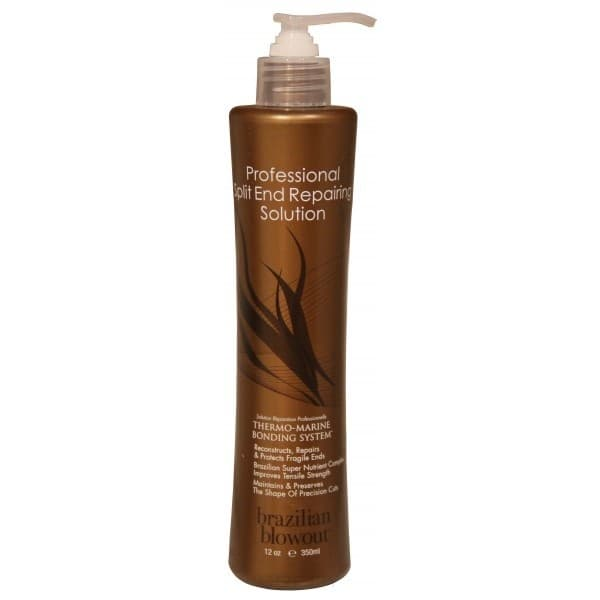 Brazilian Blowout Профессиональное средство для секущихся кончиков Split Ends Professional Split End Repairing Solution, 350 мл high split lace dress with thong