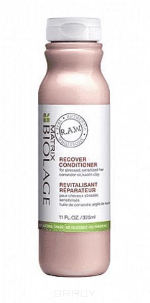 Matrix Восстанавливающий кондиционер для волос R.A.W. Recover Biolage, 325 мл matrix biolage hydrasourse кондиционер для увлажнения сухих волос 1000мл