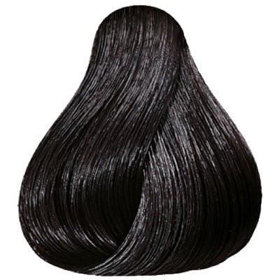 Wella, Стойкая крем-краска Koleston Perfect, 60 мл (116 оттенков) 33/0 Темно-коричневый интенсивный