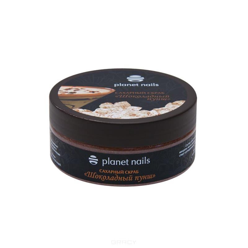 Купить Planet Nails - Скраб для тела Шоколадный пунш, 170 г