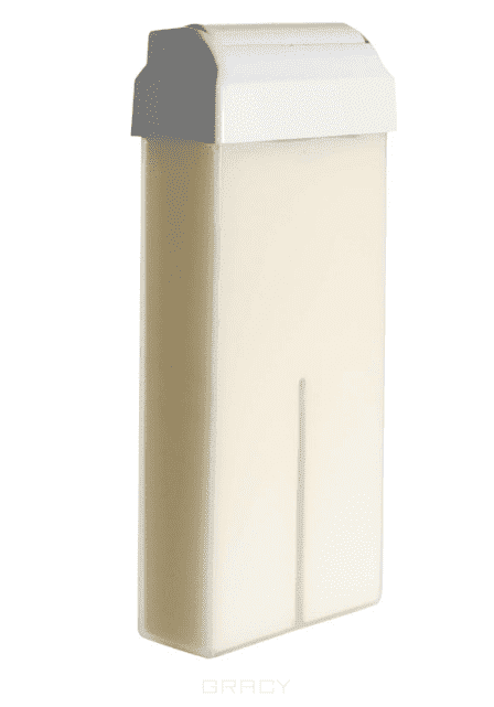 Planet Nails, Воск в картридже белый, 100 мл