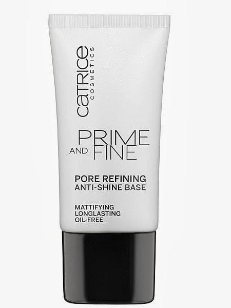 Catrice Основа выравнивающая Prime And Fine Pore Refining Anti-Shine, 30 мл, Основа выравнивающая Prime And Fine Pore Refining Anti-Shine, 30 мл, 30 мл праймер catrice prime and fine smoothing refiner