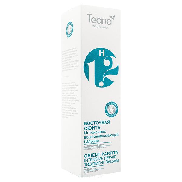 Teana Интенсивно восстанавливающий бальзам от выпадения волос с Ферментами и клетками Буддлея Давидии Восточная сюита, 250 мл TEAН1.2, Интенсивно восстанавливающий бальзам от выпадения волос с Ферментами и клетками Буддлея Давидии Восточная сюита, 250 мл TEAН1.2, 250 мл бальзам для волос teana звездная элегия 250 мл