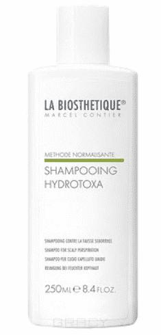 La Biosthetique Шампунь для переувлажненной кожи головы Methode Normalisante Shampoo Hydrotoxa, 1 л la biosthetique аромакомплекс methode normalisante нормализующий visarome dynamique n 30 мл