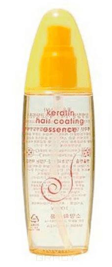 Flor de Man Восстанавливающая эссенция  кератином МФ  Keratin Hair Coating Essence, 100 мл