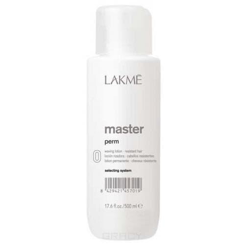 """Купить со скидкой Lakme - Лосьон для завивки трудно-завиваемых волос """"0"""" Master Perm Selecting System """""""