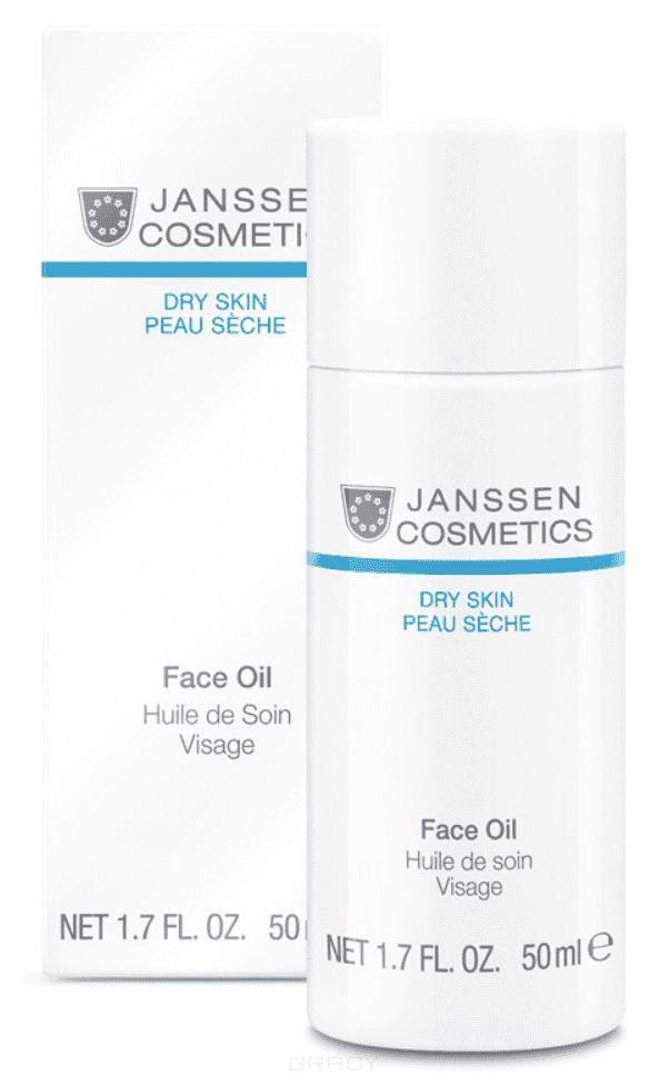 Купить Janssen - Масло для востановления гиролипидного баланса кожи Dry Skin, 50 мл