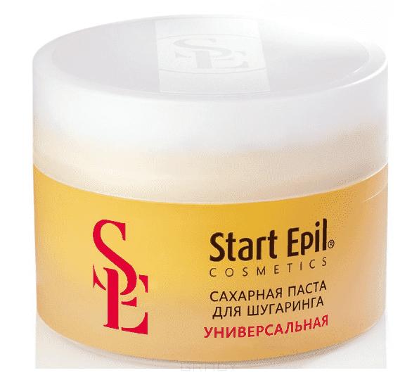 Start Epil Паста сахарная для депиляции Универсальная, 200 гр крем для депиляции действие
