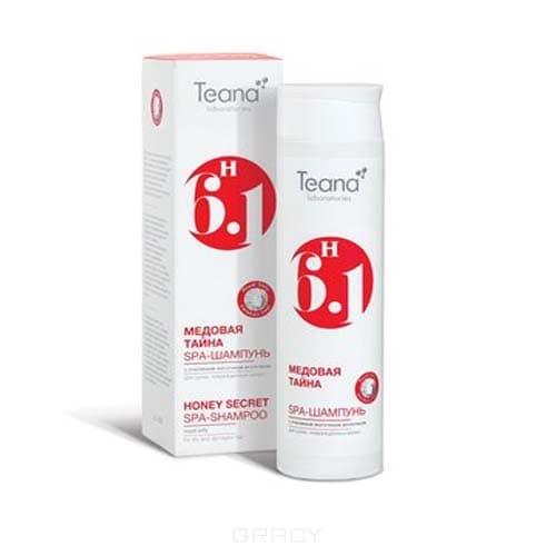 Teana - СПА-шампунь с пчелиным маточным молочком Медовая тайна, 250 мл