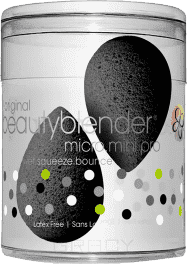 BeautyBlender, 2 мини-спонжа для макияжа Micro Mini Pro