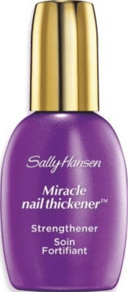 Sally Hansen Средство для мягких тонких ногтей Miracle Nail Thickener Nailcare, 9 мл