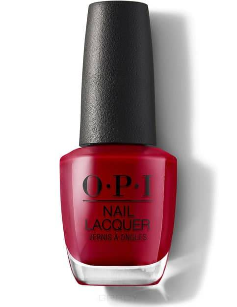 OPI Лак для ногтей Nail Lacquer Nutcracker 2018, 15 мл (15 цветов), Dancing Keeps Me on my Toes, 15 мл opi infinite shine nail lacquer no stopping me now 15 мл