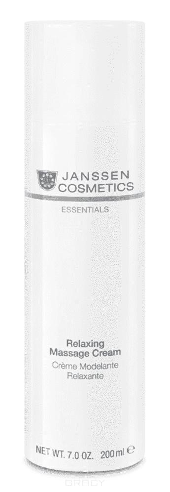 Janssen Релаксирующий массажный крем для лица Dry Skin, 200 мл татьяна 100 рожева один оттенок желтого