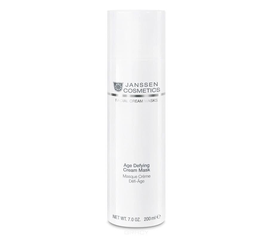 Janssen Насыщенная anti-age крем-маска для зрелой кожи Age Defying Cream Mask Facial Cream, 200 мл