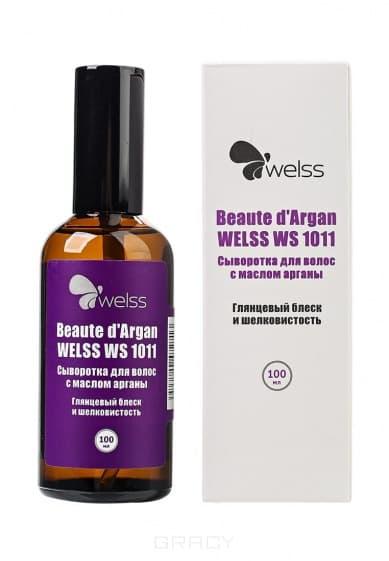 Welss Сыворотка для волос с маслом арганы Beaute d`Argan, 100 мл, Сыворотка для волос с маслом арганы Beaute d`Argan, 100 мл, 100 мл сыворотка welss welss we015lwjel62