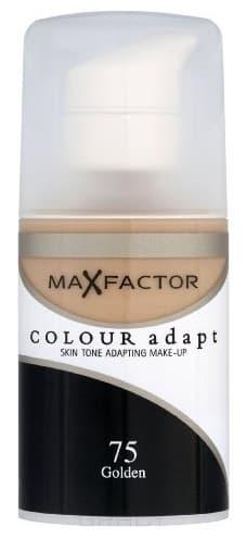Max Factor Тональный крем Colour Adapt (6 оттенков), 34 мл, 50  Фарфор, 34 мл блеск для губ colour elixir тон 45 max factor цвет lux berry