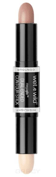 Купить Wet n Wild - Карандаш-стик для контуринга Megaglo Dual-ended Contour Stick (light-medium)