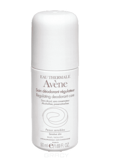 Avene Регулирующий роликовый дезодорант, 50 мл, Регулирующий роликовый дезодорант, 50 мл, 50 мл долива дезодорант роликовый средиземноморская свежесть 50мл