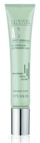It's Skin Эссенция для проблемной кожи Клиникал Солюшн Clinical Solution AC Spot Essence, 15 мл успокаивающая эмульсия для проблемной кожи it s skin clinical solution ac emulsion