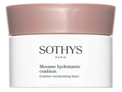 Sothys Нежный увлажняющий мусс для тела с ароматом франжипани и сливы, 200 мл