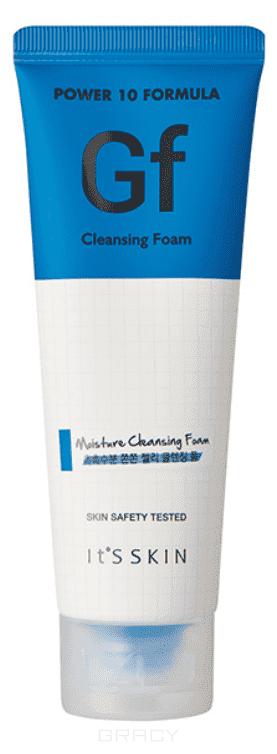 Its Skin - Очищающая пенка Пауэр 10 Формула, увлажняющая, Power 10 Formula Cleansing Foam GF, 120 мл