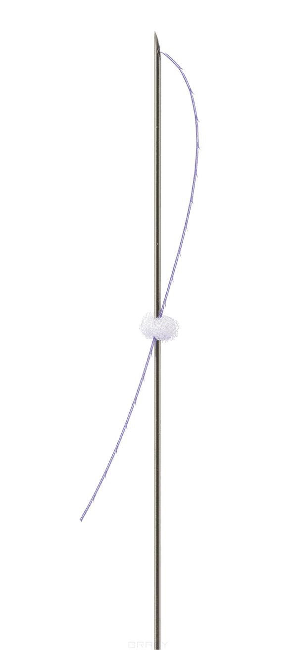 Balance Med Esthetic Нити С насечками для лифтинга Cara Cog Thread C2360 2pcs m10 x 20mm thread metal knob adjustable handle lever 10mm thread diameter 20mm thread length clamping handle