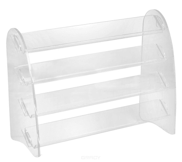 Купить Planet Nails - Подставка для лаков 28х20 см (4 яруса)