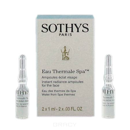 Sothys Сыворотка укрепляющая (в ампулах), 20x2 мл цена и фото