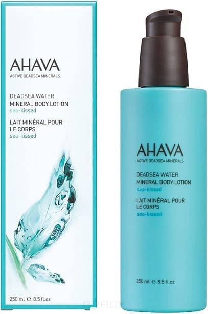 Ahava Минеральный крем для тела Sea kissed Deadsea Water, 250 мл ahava deadsea water body trio набор deadsea water body trio набор