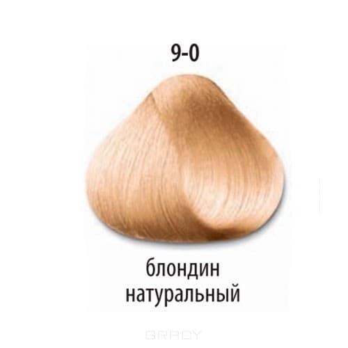 Constant Delight, Стойкая крем-краска для волос Delight Trionfo (63 оттенка), 60 мл 9-0 Блондин натуральный