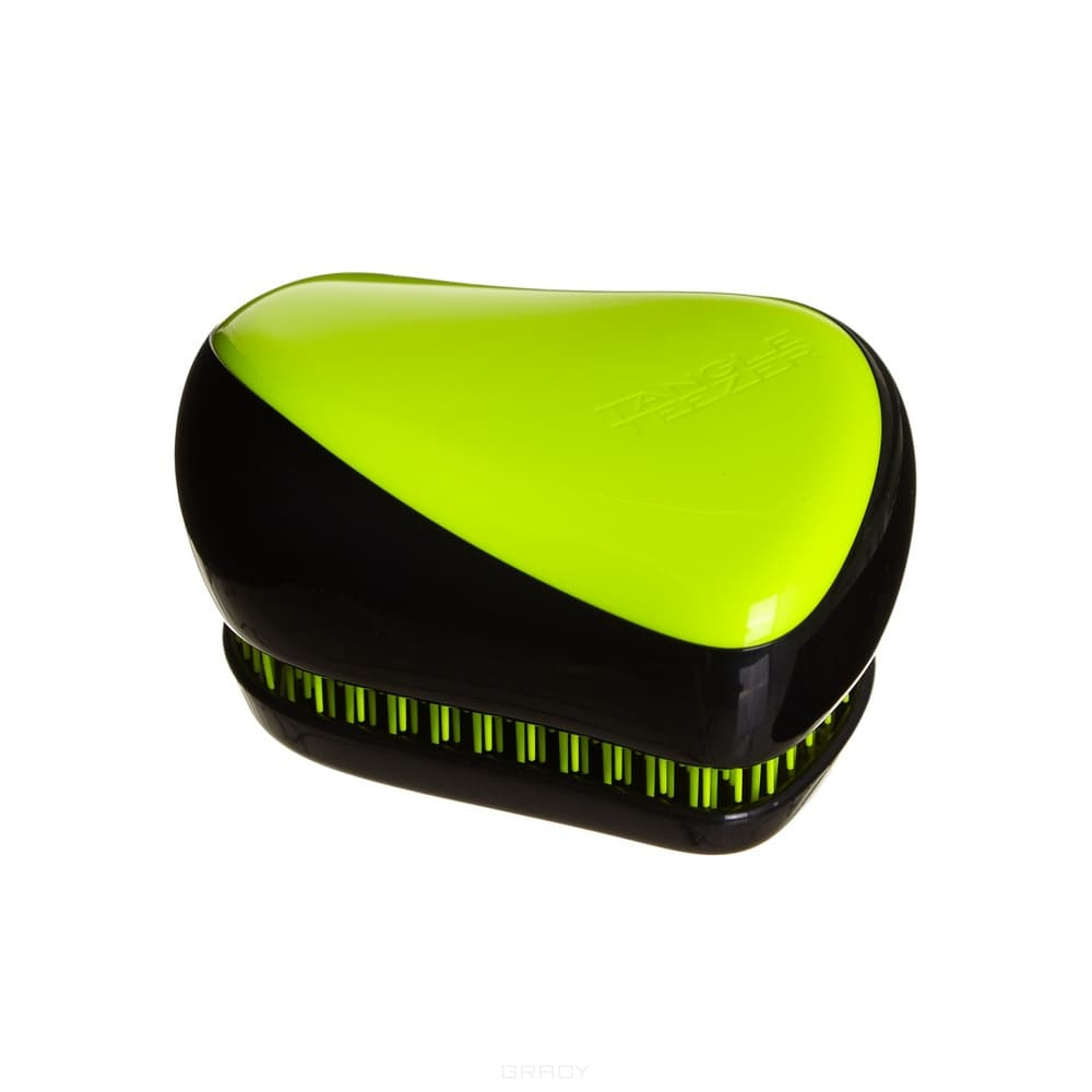 Tangle Teezer Расческа для волос Compact Styler Yellow Zest, Расческа для волос Compact Styler Yellow Zest, 1 шт zest umbrellas 24755