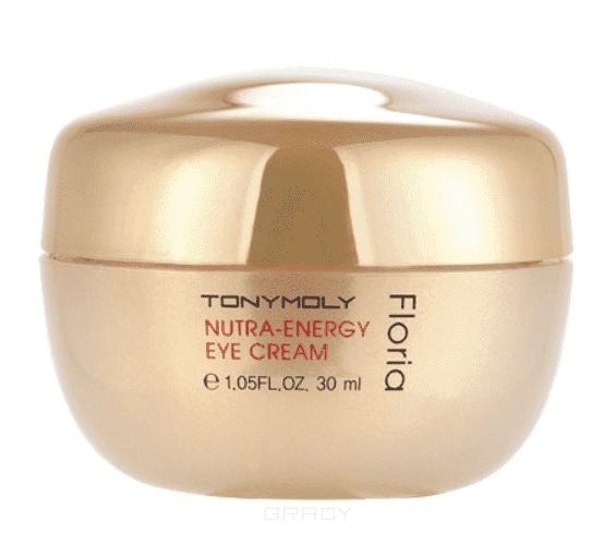 Tony Moly Питательный крем для кожи вокруг глаз Floria Nutra Energy Eye Cream, 30 мл