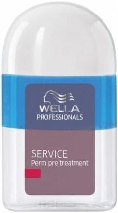 Wella Service Line Крем-уход перед завивкой, 18 мл средства для завивки и окраски волос wella