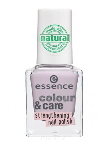 Essence Лак для ногтей Colour & Care Strengthening Nail Polish лак для ногтей essence wood you love me nail polish 01 цвет 01 crazy in love variant hex name ab7767