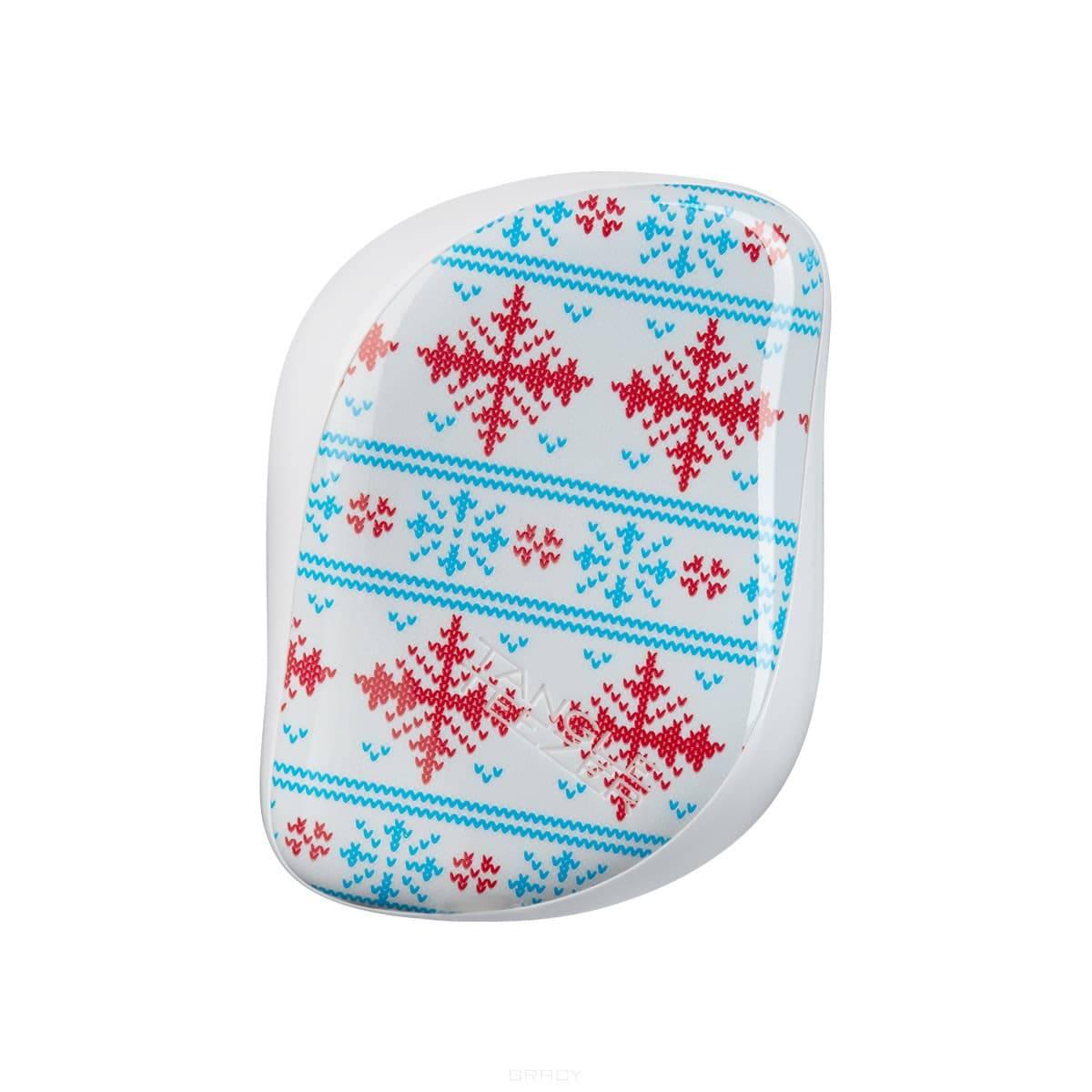 Tangle Teezer Расческа для волос Compact Styler Winter Frost , Расческа для волос Compact Styler Winter Frost, 1 шт недорого