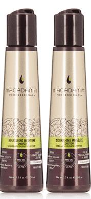 Macadamia Natural Oil Набор для волос Шампунь и кондиционер питательный для нормальных и сухих волос Nourishing Moisture
