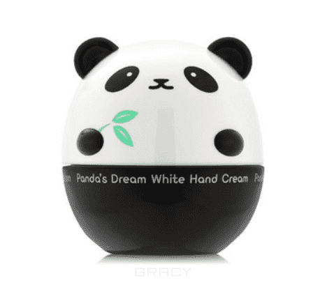 Tony Moly Осветляющий крем для рук Panda's Dream White Hand Cream, 30 мл, Осветляющий крем для рук Panda's Dream White Hand Cream, 30 мл, 30 мл tony moly panda s dream clear pact 02 beige