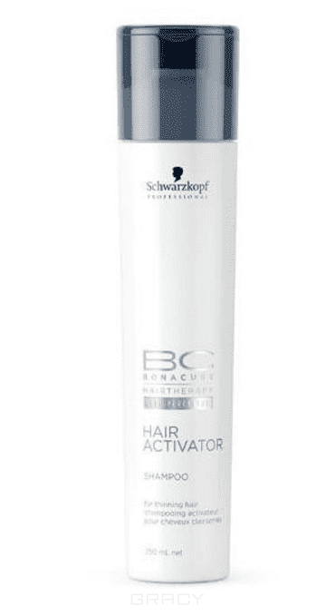 Schwarzkopf Professional Hair Activator Шампунь активирующий рост волос, 250 мл, Hair Activator Шампунь активирующий рост волос, 250 мл, 250 мл шампунь schwarzkopf professional hair activator shampoo