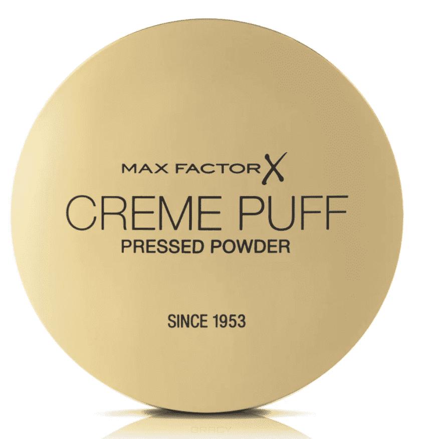 Max Factor Крем-пудра тональная Creme Puff, 21 гр. (8 оттенков), 81 Поистине справедливый, 21 гр. блеск для губ colour elixir тон 45 max factor цвет lux berry