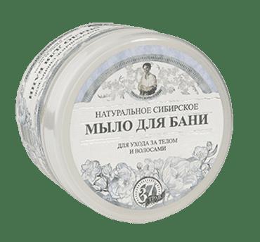 Рецепты бабушки Агафьи Мыло для бани Белое мыло Агафьи Травы и сборы Агафьи, 500 мл