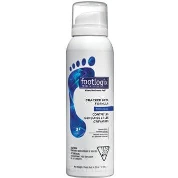 Footlogix Мусс от трещин на пятках Cracked heel formula, 119,9 г