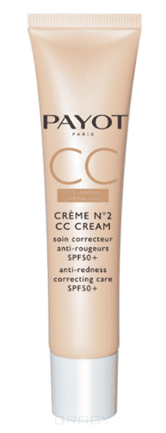 Payot Средство корректирующее снимающее покраснение SPF50+ Creme N°2, 40 мл payot creme purifiante