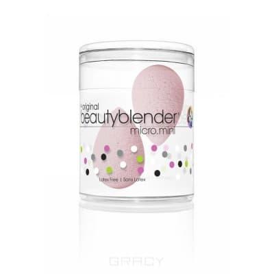 BeautyBlender 2 мини-спонжа для макияжа Micro Mini Bubble
