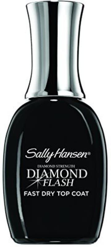Sally Hansen Покрытие верхнее быстросохнущее Diamond Flash Fast Dry Top Coat Nailcare airbrush legs sally hansen
