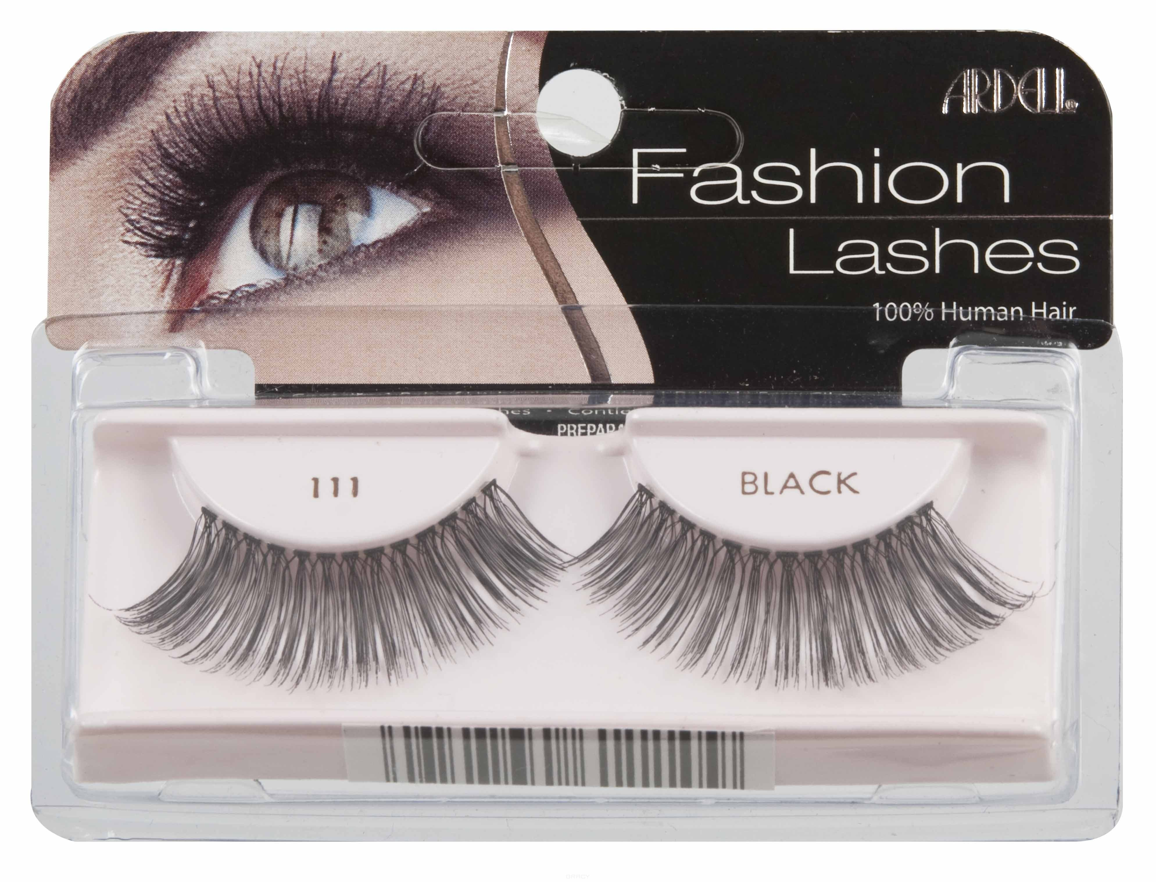 Ardell Накладные ресницы Fashion Lashes 111 накладные ресницы ardell magnetic strip lash double demi wispies цвет double demi wispies variant hex name 000000